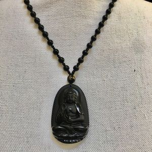 Jewelry - Black Obsidian Protection Pendant